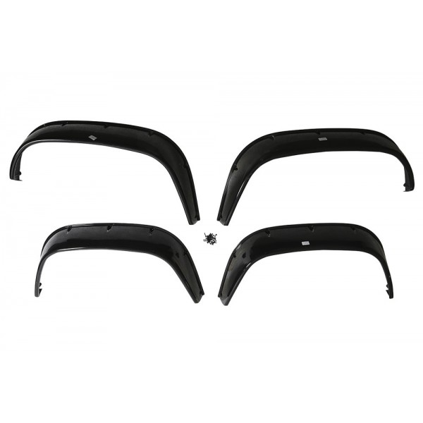 170MM WIDE SPECTRE STYLE WHEELARCH SET SUITABLE FOR DEFENDER VEHICLES