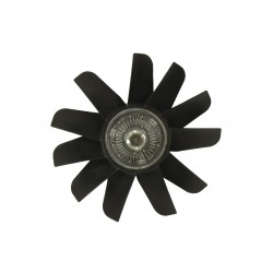 FAN AND VISCOUS COUPLING SUITABLE FOR DEFENDER TD5 AND 2.4 PUMA AND DISCOVERY 2