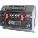 CENTRAL CONSOLE DEFENDER 1987-2006 TD5 STYLE (2 & 1 DIN)