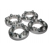 WHEEL ADAPTORS & SPACERS (2)