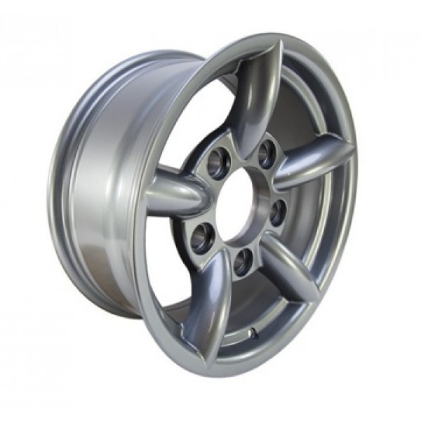 16'' ANTHRACITE CHALLENGER ALLOY WHEEL
