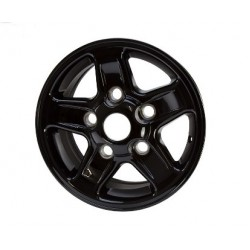"16"" x 7"" OEM STYLE BOOST ALLOY WHEEL (Black)"